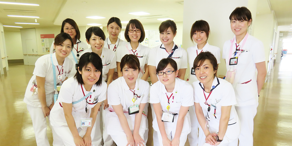 12N病棟スタッフ