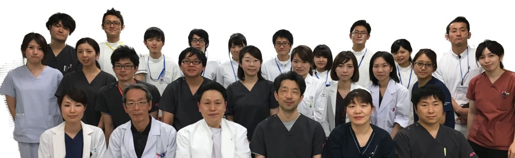 医局集合写真 20160407